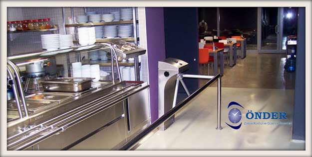 Yemekhane Kontrol Sistemi