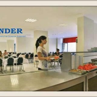 Yemekhane Otomasyonu