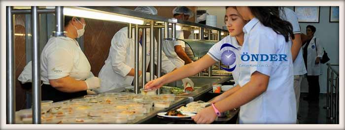 Yemekhane Programı